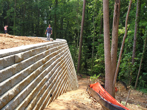 Slope & Retaining Wall Engineering | Daniel Freiberg Pe, Pg